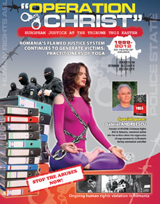 cases spiritual human rigths operation christ romania